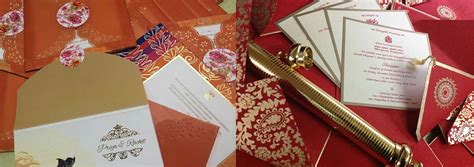 #1 Indian Wedding Cards, Wedding Invitations & Scroll