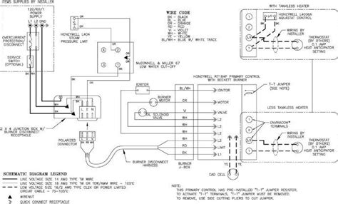 beckett burner wiring diagram wiring diagram and