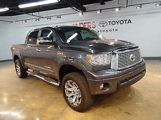 sell used 2012 toyota tundra truck crewmax 6 speed automatic electronic with overdrive in little