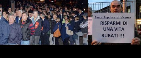banca popolaredi vicenza la banca popolare di vicenza 232 saltata il bailin 232