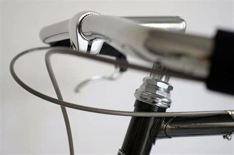 Fahrrad Lenker Polieren by Edelstahl Lenker Bella Ciao Hochglanz Poliert Training