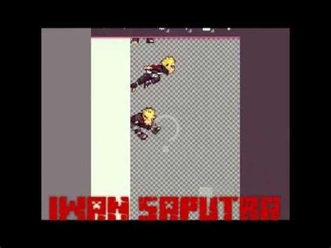 cara membuat game naruto full download cara mengganti sprite naruto senki
