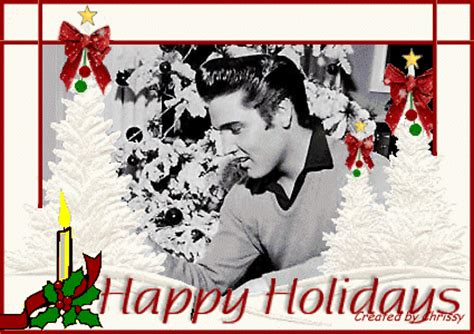 elvis xmas christmas myniceprofilecom