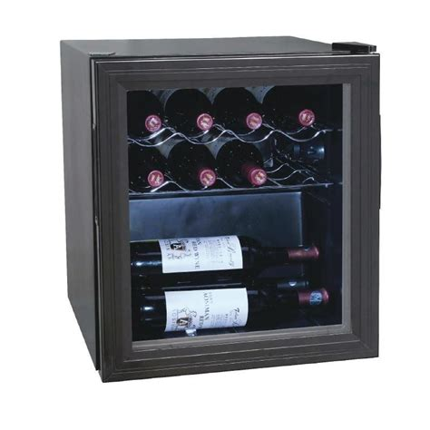 Construction Cave A Vin 913 by Polar Wine Cooler 11 Bottles 510x430x480mm Drinks Chiller
