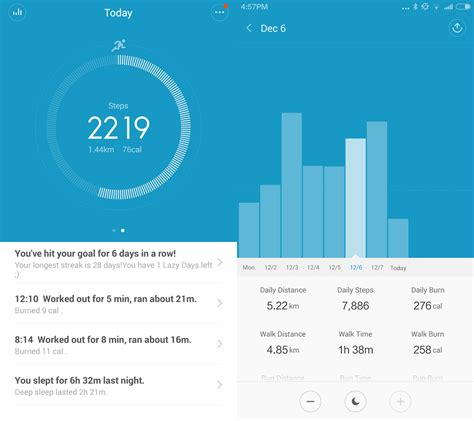 Xiaomi?s Mi Fit app for Mi Band now supports Google Fit for data sync