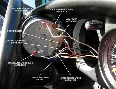 speedo  odometer  working sc pelican parts forums