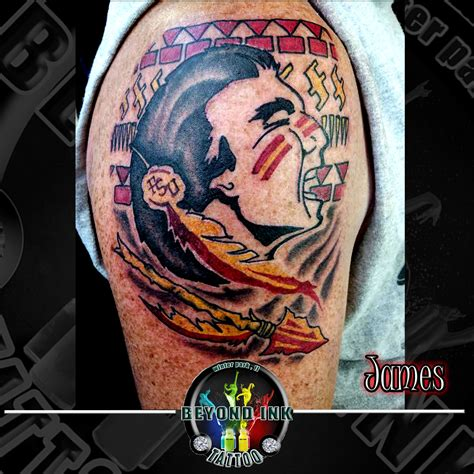 seminole tattoo designs florida state seminoles tattoos designs pictures to pin on