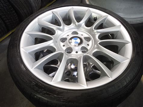 bmw 3 series rims and michelin 225 40zr18 255 35 zr18