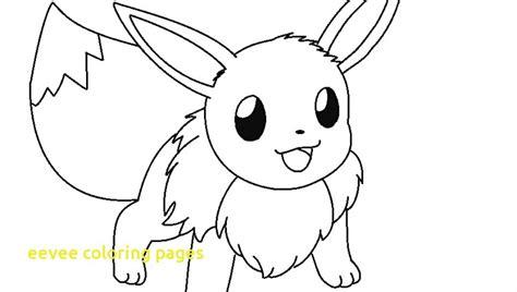 cute pokemon coloring pages eevee eevee coloring pages wkwedding co