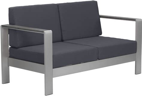 grey sofa with cushions cosmopolitan dark gray sofa cushions 703849 zuo modern