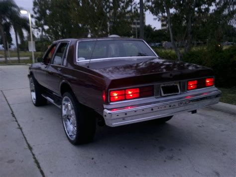 1985 chevrolet caprice classic for sale west palm