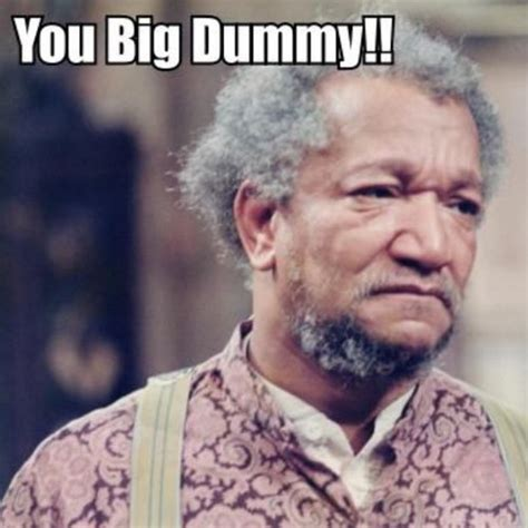 red foxx big dummy awesomely luvvie