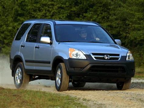 2002 honda cr v pricing ratings reviews kelley blue book