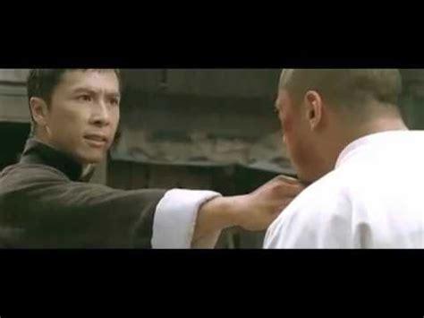 film ip man 1 wing tsun ip man 1 film trailer youtube