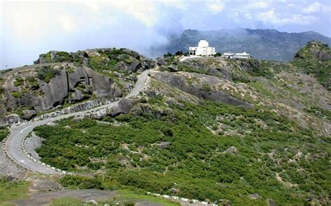 lesser  tourist places  mount abu