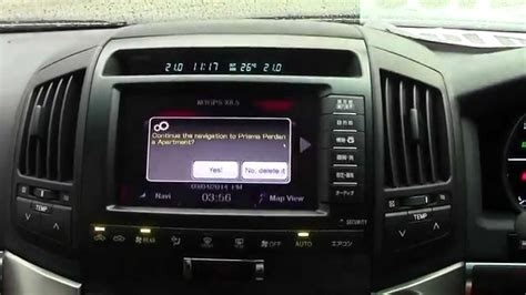vehicle repair manual 2000 toyota land cruiser navigation system toyota land cruiser l200 fm converted with licensed papago gps navigation system installed