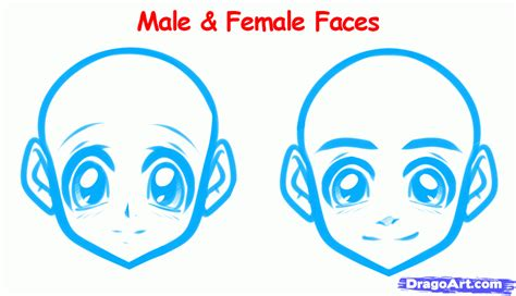 anime nose how to draw profile faces draw anime noses step by step
