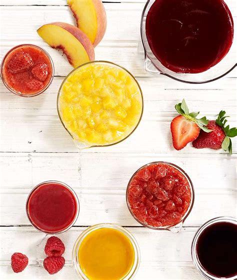 fruit puree fruit purees