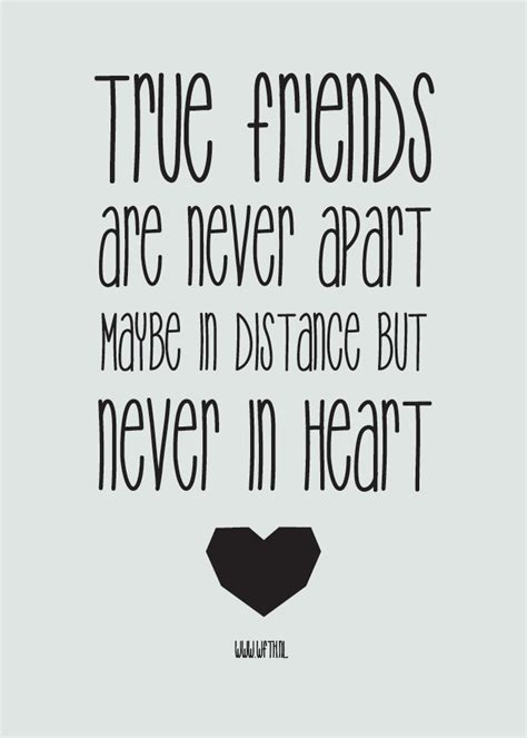 friend distance quotes tumblr quotesta