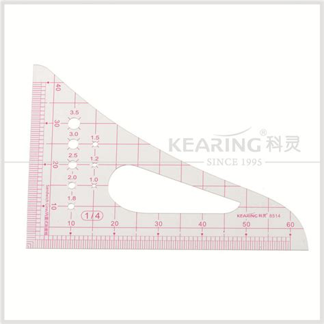template ruler price triangle scale promotion shop for promotional triangle