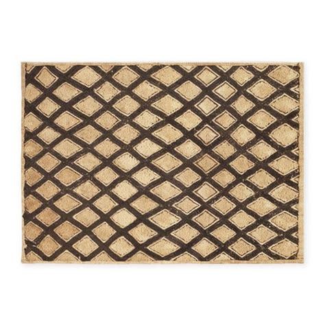 cloth rug kub cloth tribal print rug 5 x7 area rug by pickyourperfectoriginals