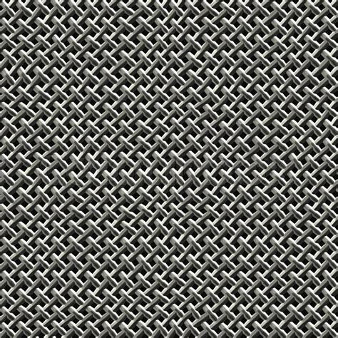 wire pattern steel wire mesh texture that tiles seamlessly as a pattern