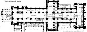 Cathedral Floor Plan by Medieval Durham Cathedral Plans And Drawings