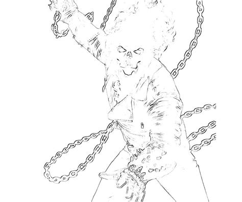 ghost rider coloring pages games ghost rider ghost rider attack supertweet
