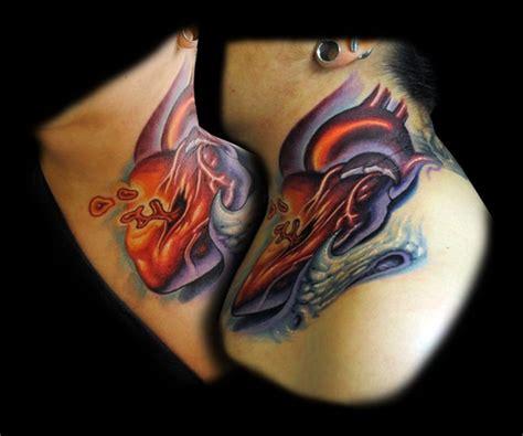 evil tattoo on neck 49 elegant evil neck tattoos