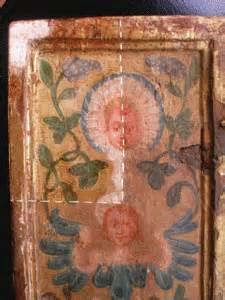 pisana cornici decorazione trompe l oeil restauro dipinti roma