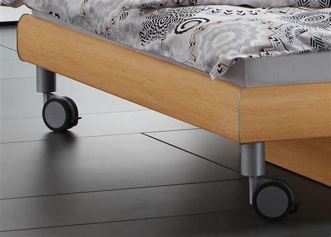 bett mit rollen bettgestell die neueste innovation der - Bett Mit Rollen Bettgestell