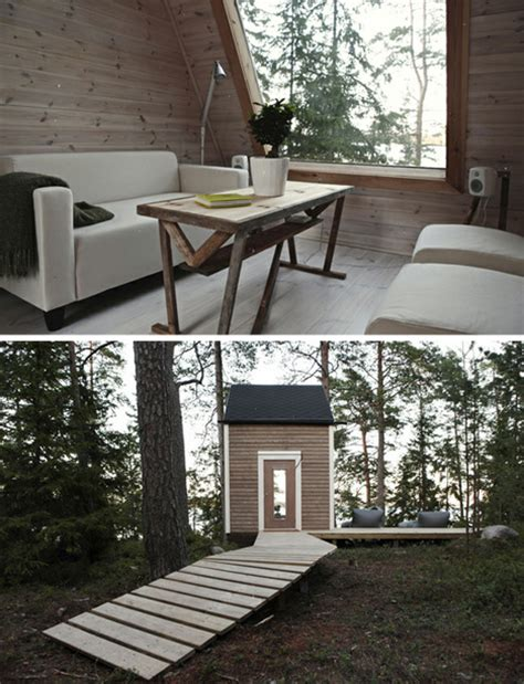 100 Sq Ft Cabin by Scandinavian Squeeze Tiny Cabin 100 Square