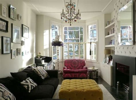 victorian terraced house  open plan living room