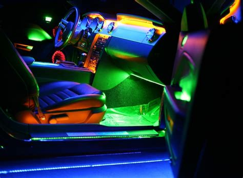 this looks cool car interior lighting kit interior