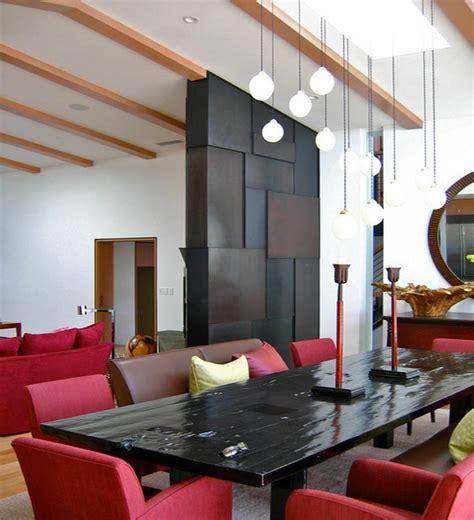 rotes dekor für wohnzimmer rot gr 252 n wohnzimmer deko surfinser