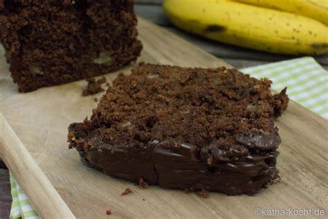 kuchen in der kastenform schoko bananen kuchen in der kastenform beliebte rezepte