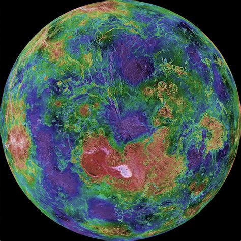 The Planet facts about venus 8 planets