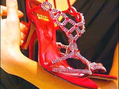 Sepatu Termahal sepatu termahal di dunia maret 2015