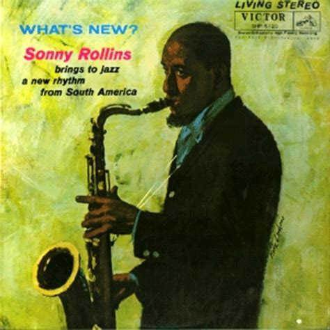 What S | dischord records sonny rollins what s new