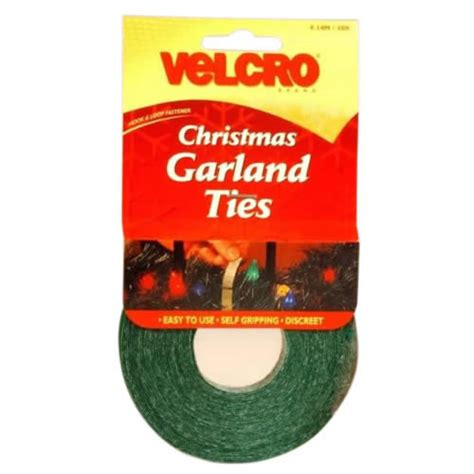 christmas garland ties with weather resistant 163 5 99