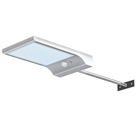 Wireless Security Lights by Innogear Waterproof Solar Gutter Lights 36 Led Motion