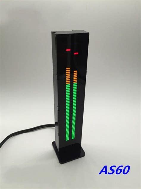 Led Vu Display 60led digital level meter audio led meter display spectrum