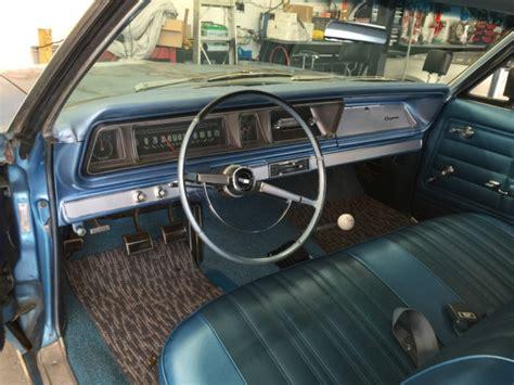 1966 Impala Interior by 1966 Chevrolet Caprice Hardtop 2 Door 327 4 Speed Impala