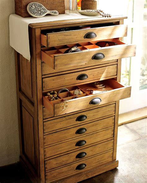 jewelry storage shelby accessory tower from pottery barn
