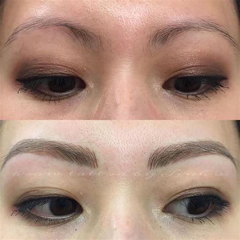 eyebrow tattoo vancouver instagram 86 best microblading eyebrows images on pinterest eye