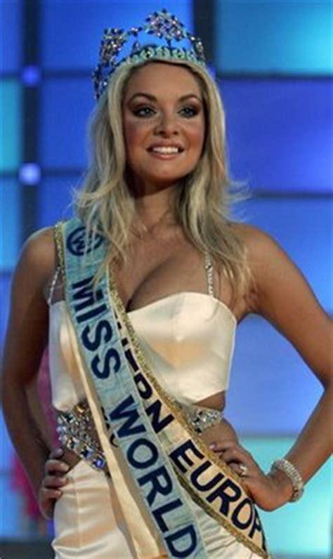 Tatana Kucharova Miss Crowned Miss World 2006 Pageant 2 by And Beautiful Tatana Kucharova