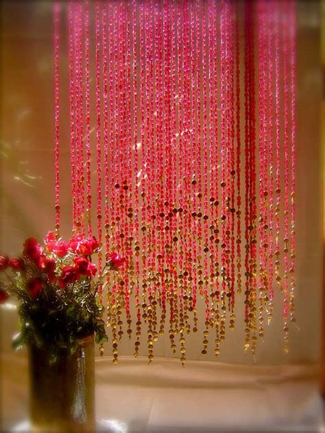 butterfly beaded door curtain pomegranate gold bead curtains them must do one