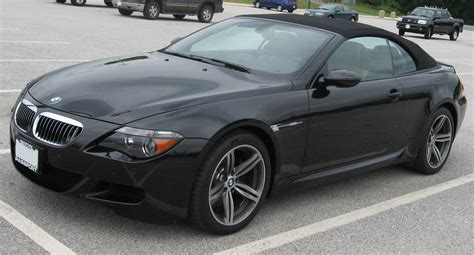 how does cars work 2007 bmw m6 security system file bmw m6 e64 jpg wikimedia commons