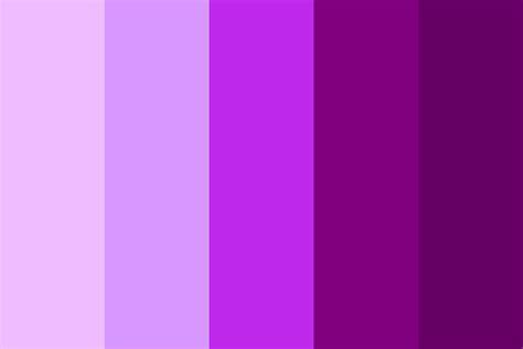 purple color scheme shades of purple color palette purple