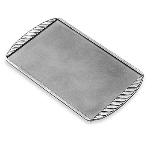 Wilton Oven Griddle Only buy wilton armetale 174 gourmet grillware griddle from bed bath beyond